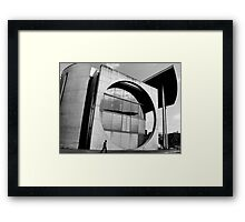 BERLIN - Governmentregion Framed Print