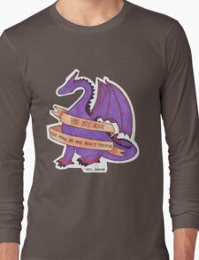 Dragons and Stuff Long Sleeve T-Shirt