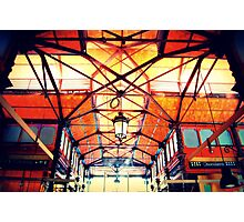 Mercado de San Miguel, Madrid Photographic Print