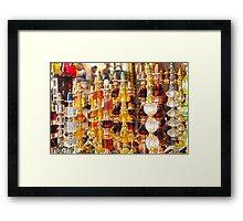 Hookah, Cheechah, Argueeleh Obsession Framed Print