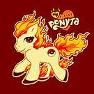 My Little Ponyta by MeganLara