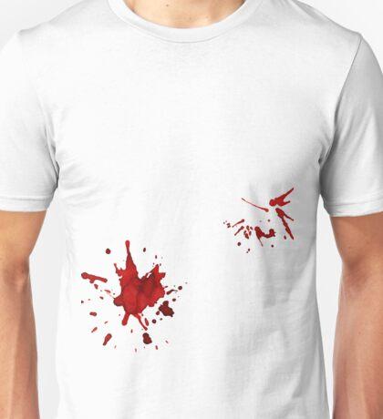 Blood Splatter Unisex T-Shirt