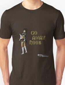 Runescape go away noob Unisex T-Shirt