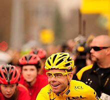 Cadel Evans by procycleimages