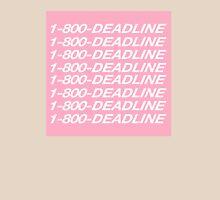 1-800-DEADLINE Unisex T-Shirt
