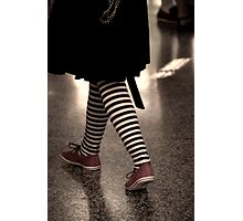 My Kind of Stripes Photographic Print