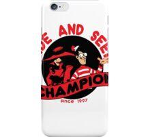 Hide & Seek Champions iPhone Case/Skin