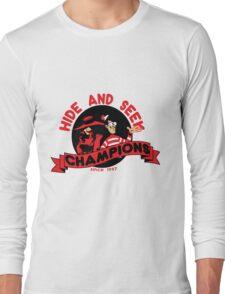 Hide & Seek Champions Long Sleeve T-Shirt