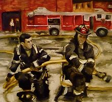 Firemen by Kelly S