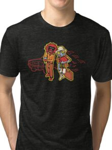 This is Muppet Country! Tri-blend T-Shirt