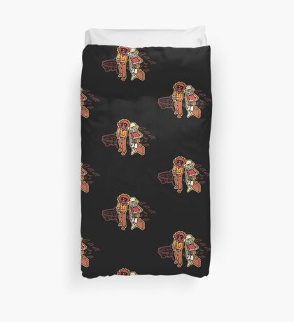 This is Muppet Country! Duvet Cover