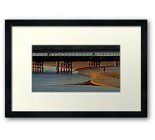 The New Barwon Heads Bridge Framed Print