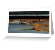 The New Barwon Heads Bridge Greeting Card
