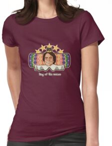 King of the Cosmos Womens Fitted T-Shirt