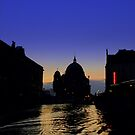 BERLIN - DOM SUNSET BLUE by TCL-Cologne