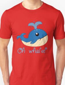 Oh Whale! T-Shirt