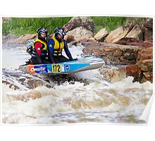 Power boat 172 Poster