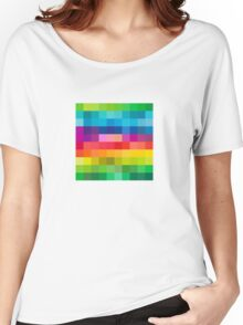 Colorful V2 Women's Relaxed Fit T-Shirt