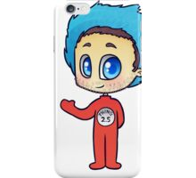 Thing 2.5 Benedict iPhone Case/Skin