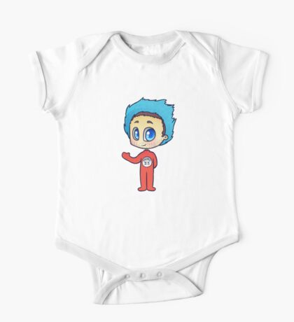 Thing 2.5 Benedict One Piece - Short Sleeve