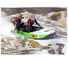 Power boat 156 Poster
