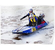 Power boat 262 Poster