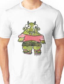 Funny Cartoon Monstar 001 Unisex T-Shirt