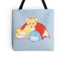Fast Friends Tote Bag