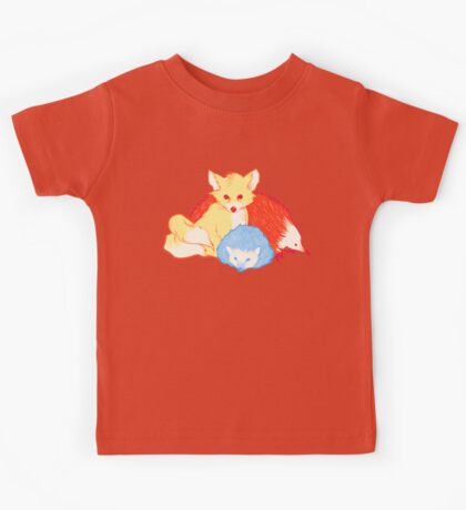 Fast Friends Kids Tee