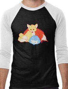 Fast Friends Men's Baseball ¾ T-Shirt