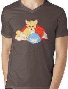 Fast Friends Mens V-Neck T-Shirt