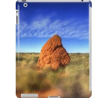Outback landscape between Coral Bay & Exmouth , Western Australia iPad Case/Skin