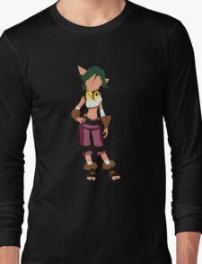 Jak and Daxter - Keira Long Sleeve T-Shirt