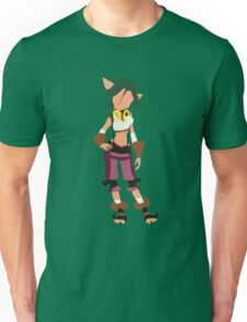 Jak and Daxter - Keira Unisex T-Shirt