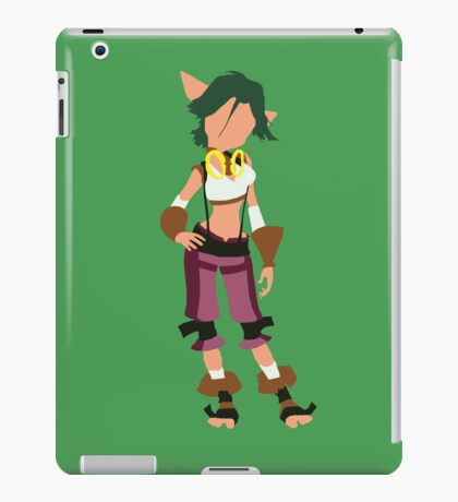 Jak and Daxter - Keira iPad Case/Skin