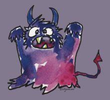 Funny Cartoon Monstar 002 Kids Clothes