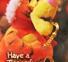 Christmas Card – Tiggerific by Alisdair Binning