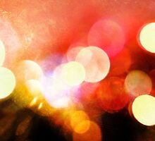 Abstract light with texturing 2 by Alisdair Binning