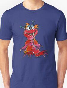 Funny Cartoon Monstar 004 T-Shirt