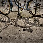 Old bike by Laurent Hunziker