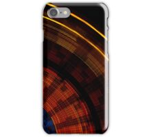 And The Wheel Goes 'Round iPhone Case/Skin