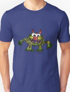Funny Cartoon Monstar 006 T-Shirt