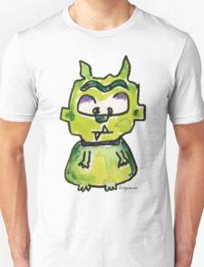 Funny Cartoon Monstar 007 T-Shirt