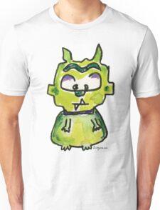 Funny Cartoon Monstar 007 Unisex T-Shirt
