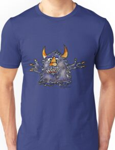 Funny Cartoon Monstar Monster 008 Unisex T-Shirt