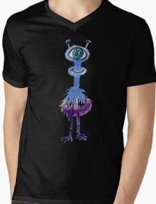 Funny Cartoon Monstar 009 Mens V-Neck T-Shirt