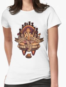 Supreme Being Womens Fitted T-Shirt