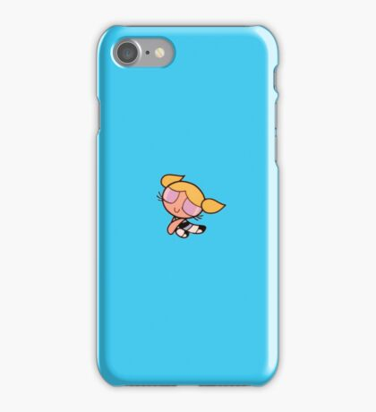 Bubbles from Powerpuff Girls iPhone Case/Skin