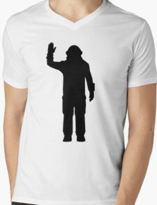 Space Engineers Icon/Silhouette Mens V-Neck T-Shirt