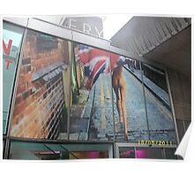 Hayward Gallery/Tracey Emin Exhibition -(180511b)- digital photo Poster
